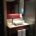 Salle de bain séparée