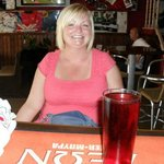 me - 3 years ago, in my usual place! xxx
