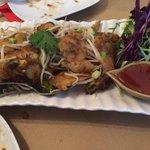 Mejillones salteado en salsa Bangkok Café