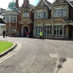 MANSION HOUSE - BLETCHLEY PARK