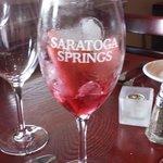 Thirsty owl Wine tasting room Saratoga town