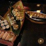 Best sushi around!