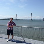 View From Yorktown Flight Deck