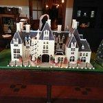 Biltmore Gingerbread House