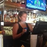 this was not the best bartender...,