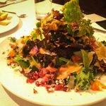 Albergue salad