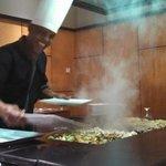Pedro Best Hibachi Chef!