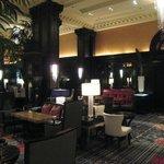 Lobby/lounge on the ground floor