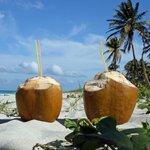 The coco dream on the beach :))