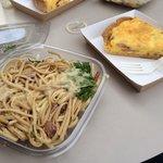 Salad + Keesh