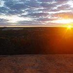 Lovley sun rise