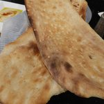 piping hot flat breads