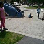 Onsite playground