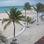 Zona de Playa y piscinas