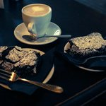 Chocolate Brownies at jika jika . Chloe Ellis 2014