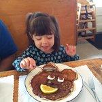 Kids buttermilk pancake