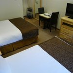 2 Double Beds in Room #11