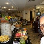 San Rafael-salão do café