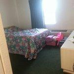 across the street (split bedroom) bed #2