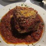 Lasagna with Sausage and Meatball