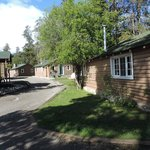 Bear Hill Lodge cabins