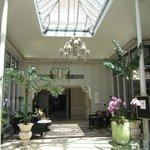 Foyer, Horton Grand Hotel