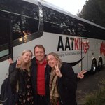 Our great tour guide David :) What a wonderful day! Claire and Katharine :)