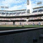 Petco Park, Section FI114, Row 1, Seat 18, San Diego, CA