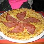 Ham & Cheese pancake