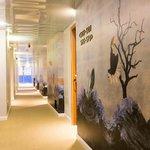 Hallway - 5th floor