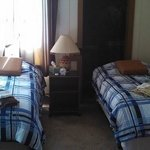 Nevada Northern Railway Bunkhouse 2 Bed Room