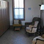 Nevada Northern Railway Bunkhouse Lounge