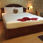 Zimmer im King Fy Hotel