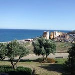Hotel from Fuengirola Castle