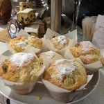 daily baked muffins,whats your flavour!