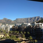 View of Table Mountain from 4th Floor One and Only