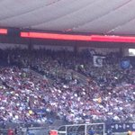 Whitecaps FC at BC Place