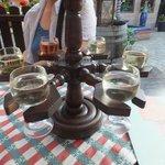 Wine carousel