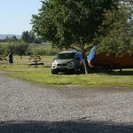 One of the few RV parks in the area