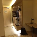 Eingang Zimmer 450