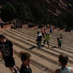 The Red Rock ampitheater