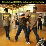 by Safety Specialist Franklin Joseph | BadAzz Krav Maga Military Combat and Self Defense Academy