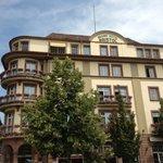 Hotel façade
