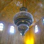 Ceiling Lantern in Lobby
