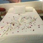 ewlilik yıldönümümüz  için hazırlanan oda :)