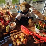 surf and turf - devine!