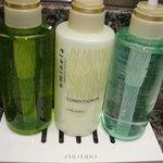 Shiseido bath products