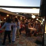 Greek night at Paspalis restaurant  2014
