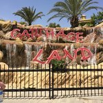 Carthage Land water park