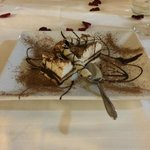 Dessert at La Bella Marina Hotel